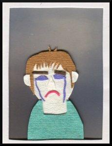 "The Middlest Sister: School Portraits ""The saddest pixie cut"""