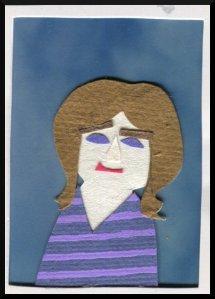 "The Middlest Sister: School Portraits ""The Jennifer Anniston ""Rachel"" cut"""
