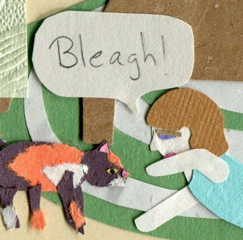 BLEAGH