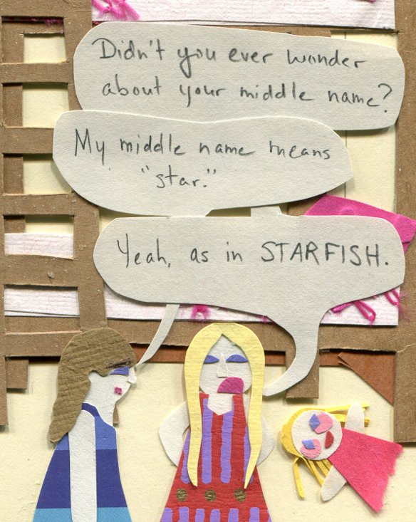 Charlotte Starfish Belanger